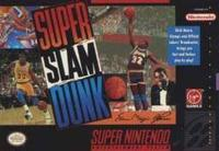 Super Slam Dunk - Magic Johnson [Super Nintendo Game]