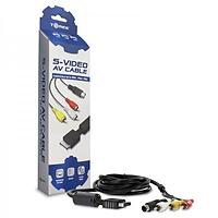 S-Video AV Cable for PS3 / PS2 / PS1 - Tomee