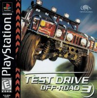 Test Drive Off Road 3 (Playstation)