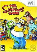 The Simpsons Game (Wii)