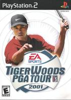 Tiger Woods PGA Tour 2001 (PS2)