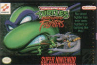 TMNT Tournament Fighters (SNES)