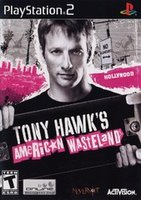 Tony Hawk's American Wasteland (PS2)