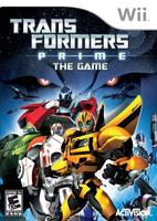 Transformers Prime: The Game (Wii)