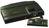 Turbo Grafx 16 System