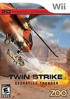 Twin Strike Operation Thunder (Wii)