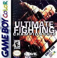 Ultimate Fighting Championship (Gameboy Color)