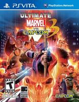Ultimate Marvel Vs. Capcom 3 (PSP Vita)