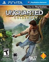 Uncharted: Golden Abyss (PSP Vita)