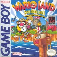 Wario Land: Super Mario Land 3 (Gameboy)