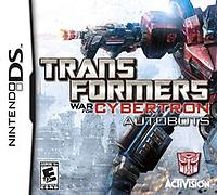 Transformers: War for Cybertron Autobots (DS)