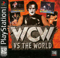 WCW vs the World (Playstation)
