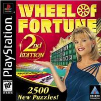 Wheel of Fortune 2nd Edition (PSX)