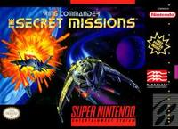 Wing Commander the Secret Mission (SNES)