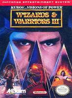 Wizards and Warriors III Kuros Visions of Power (NES)