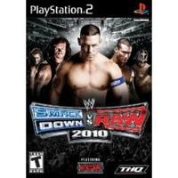 WWE SmackDown vs. Raw 2010 Featuring ECW (PS2)