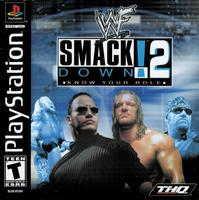 WWF Smackdown 2 Know Your Role (Playstation)