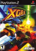 XGRA: Extreme-G Racing Association (PS2)