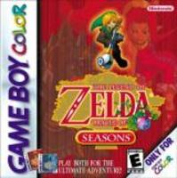 Zelda : Oracle of Seasons (Gameboy Color)